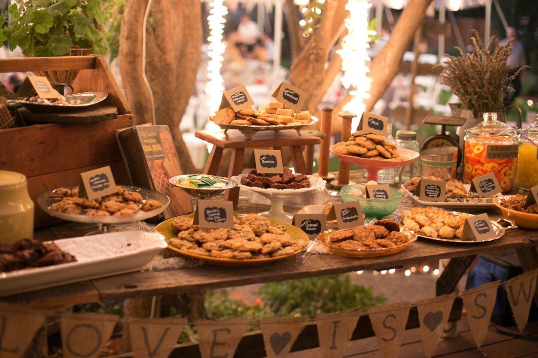 Diy Backyard Bbq Wedding Reception Our Wedding Diy