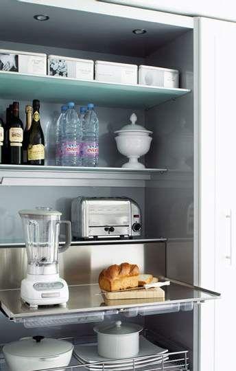 Blogging Canadian House & Home: Kitchen Storage   Kitchen ...