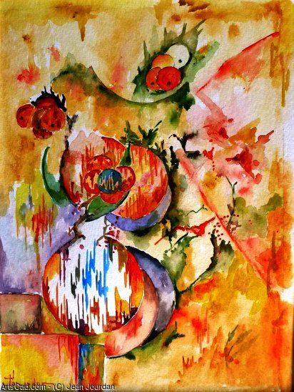 Artwork >> Jean Jourdan >> Abundance (1) #masterpiece, #artwork, #art, #extraordinary, #painting, #beautiful