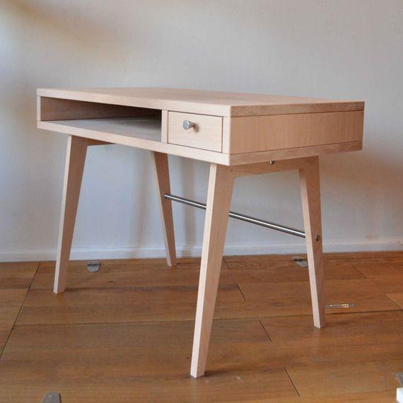 bureau enfant style scandinave partir de 4 ans bureau alexis pinterest bureau enfant. Black Bedroom Furniture Sets. Home Design Ideas