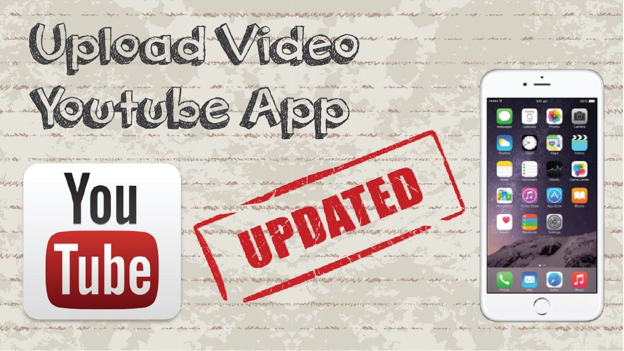 How To Upload Video On Youtube Mobile App Howtocreator Video