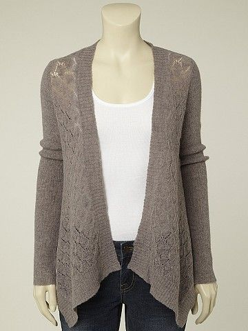 """harriot grace cardi"" - white stuff"