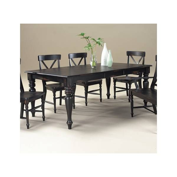 Roanoke Dining Table  Intercon  Star Furniture  Houston Tx Interesting Dining Room Chairs San Antonio Review