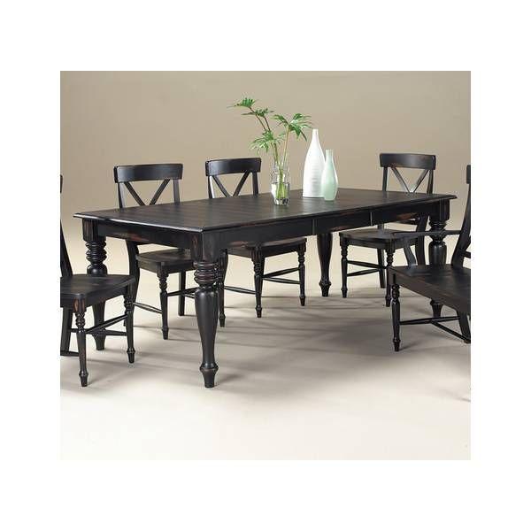 Roanoke Dining Table Intercon Star Furniture Houston Tx