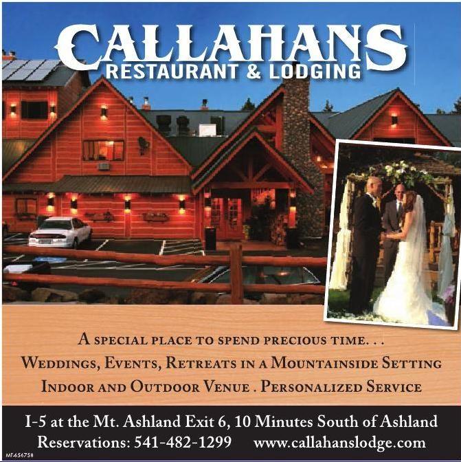 Southern Oregon Wedding Guide | Wedding, Outdoor venues ...