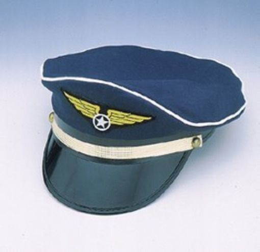 4183b98714f Jacobson Hat Company Men s Pilot Cap Navy Adult Adjustable  fashion   clothing  shoes  accessories  costumesreenactmenttheater  accessories  ad  (ebay link)