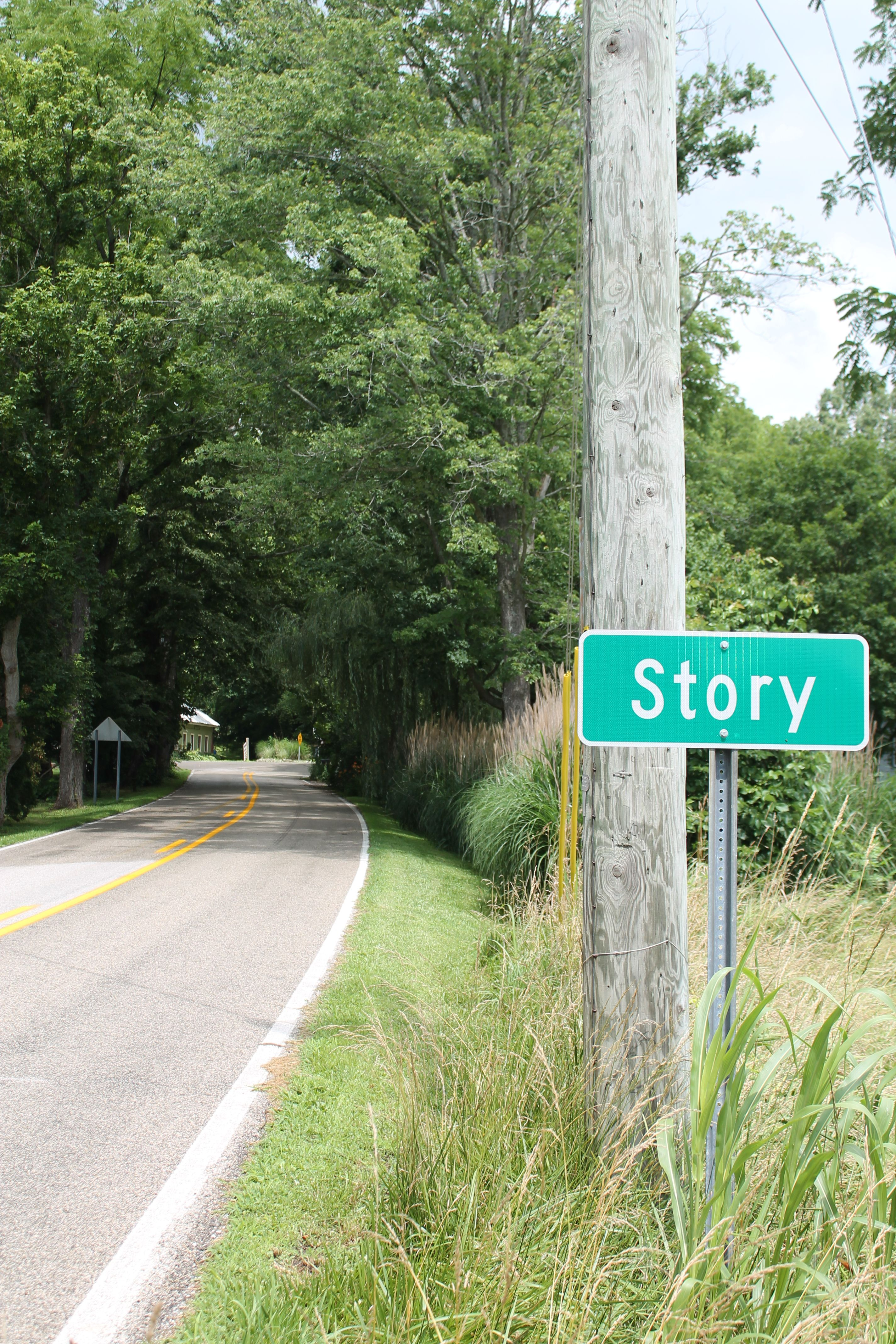 Story, Indiana in Brown County. (With images) Midwest