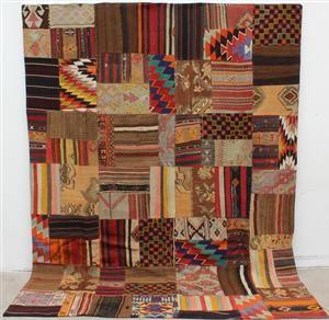 Kelim Berlin kelim patchwork textiles