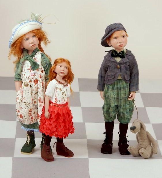 Zwergnase Dolls - 2013 Collection - Hanneli