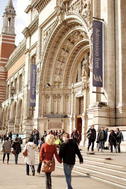 V & A Museum | Kensington - London