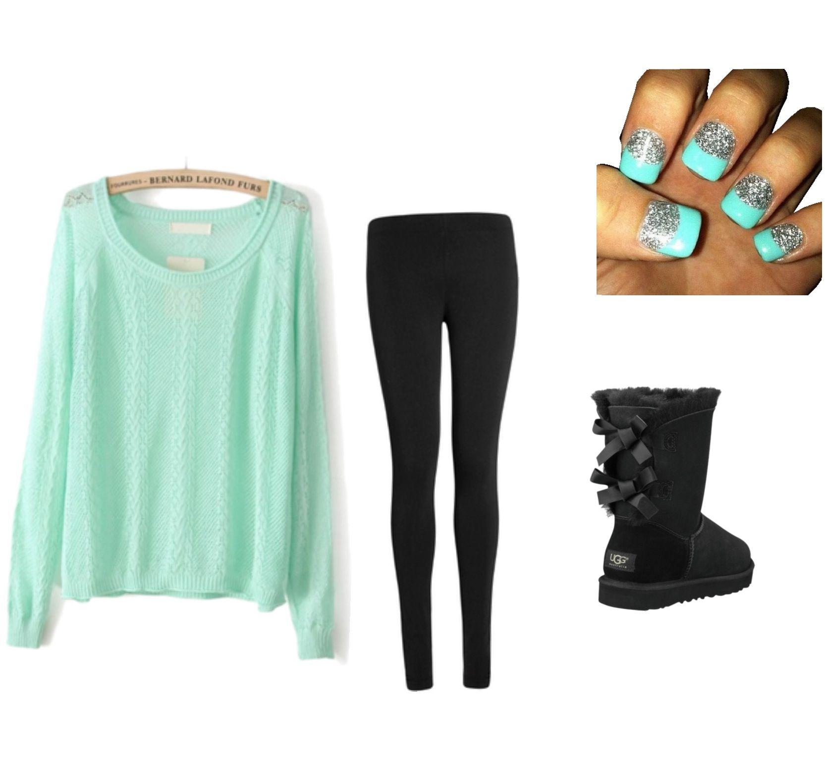 Cute comfy outfit! | Clothes | Pinterest
