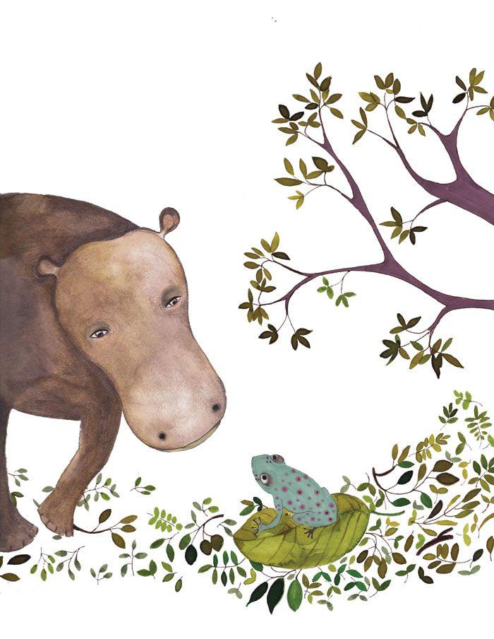 Povestea hipopotamului de pluș
