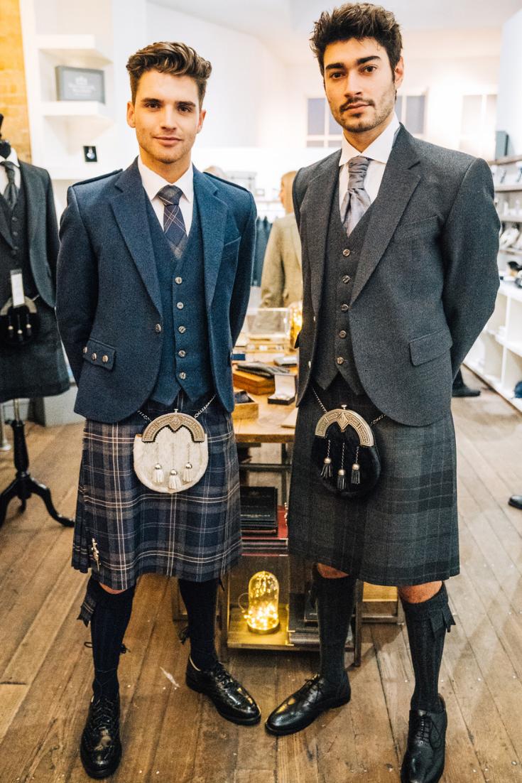 Made To Measure Arran Mist Kilt Kilt Outfits Stylish Men Wear Modern Kilts
