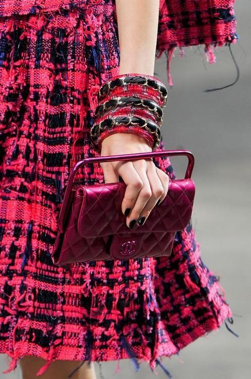 Chanel, Spring 2014