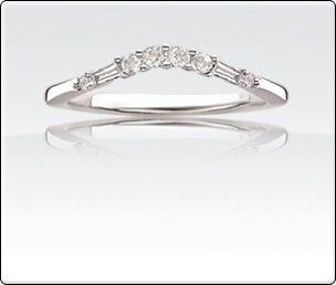 .15ct T.W. Diamond Ring Wedding Band