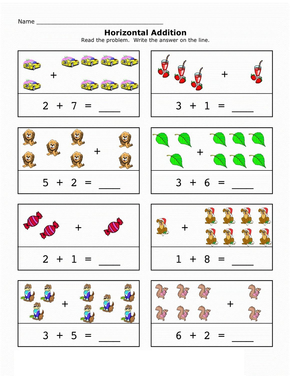 Math Worksheet Fun Addition K5 Worksheets Addition Worksheets Printable Math Worksheets Math Worksheets