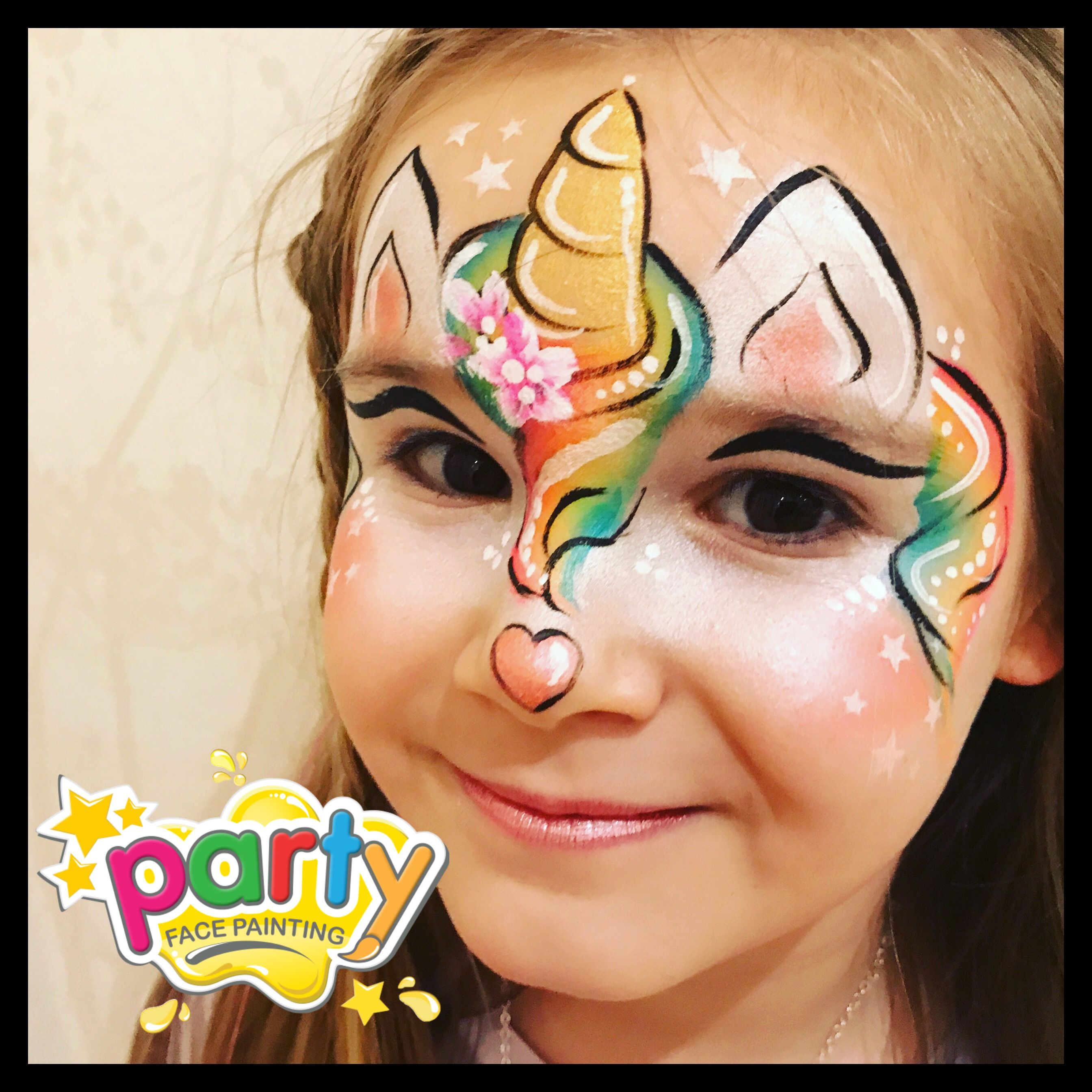Simple Face Painting For Girls - Simple face painting