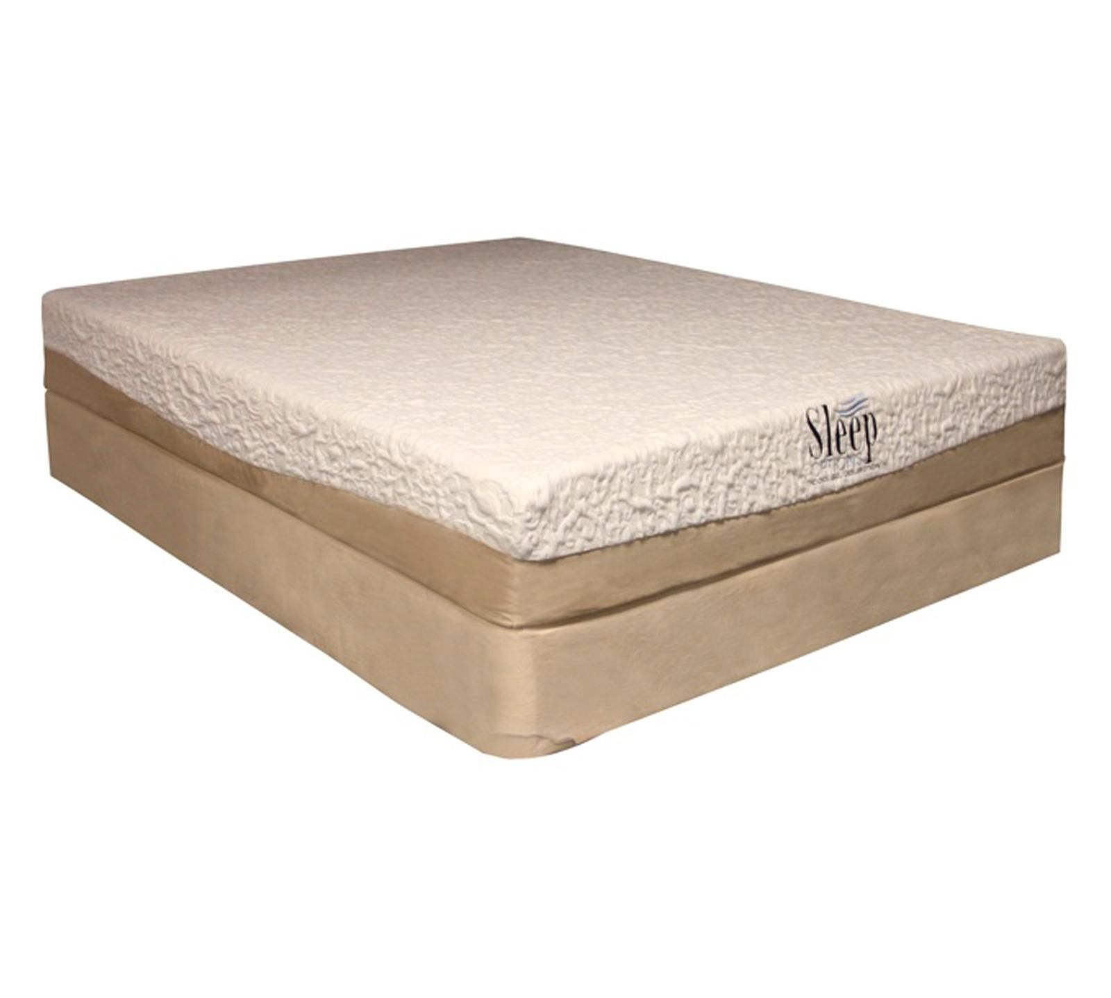 Not Only Is This Firm Mattress Made Of Gel Infused Memory Foam But It Also