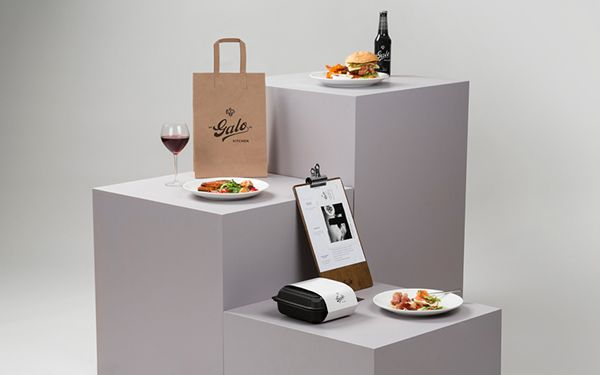Galo Kitchen on Behance