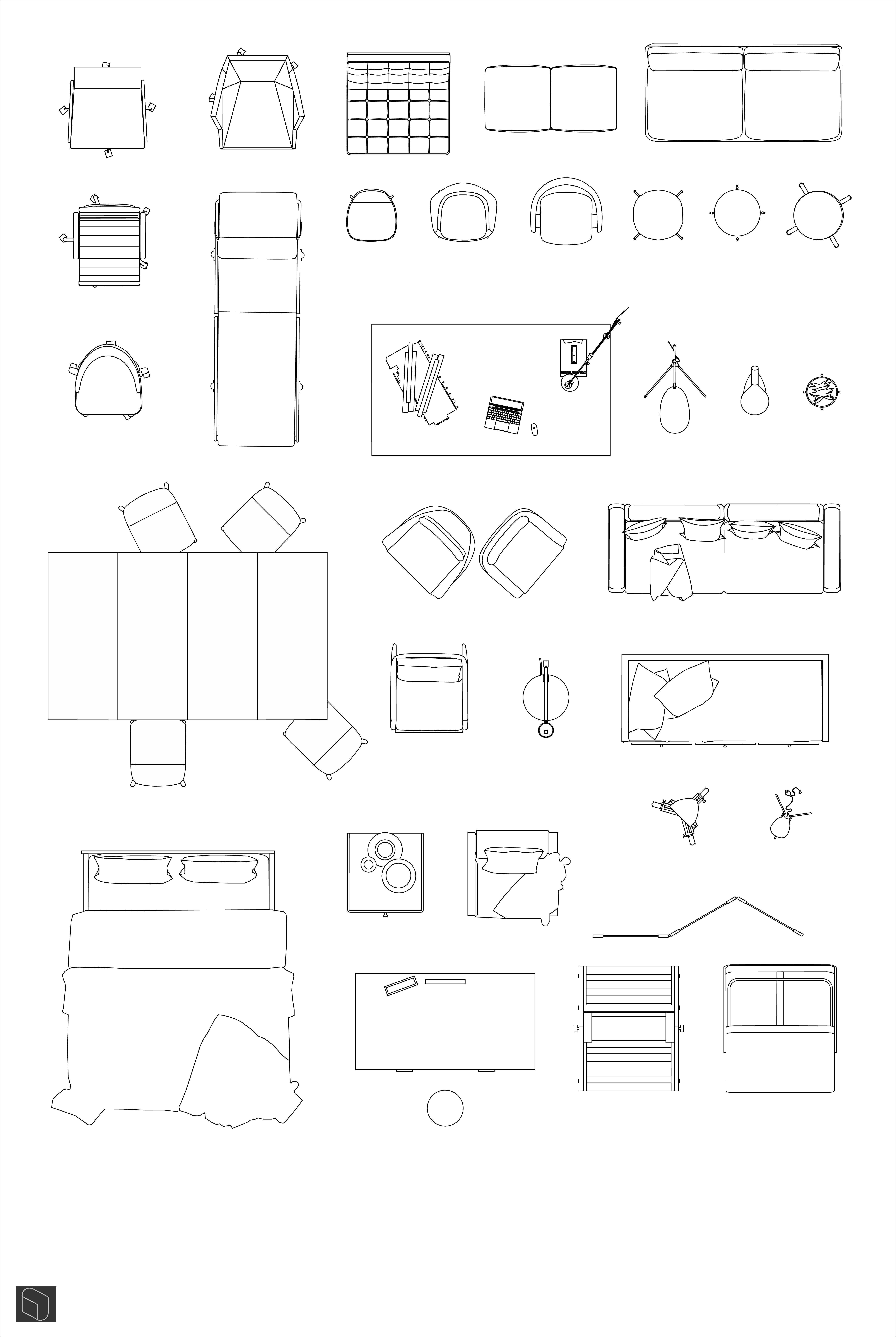 Free Modern Dwg Plans Interior Design Sketches Interior Design Drawings Architecture Drawing