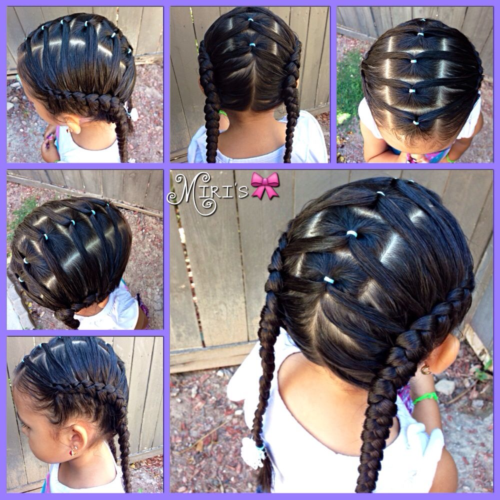 Hair style for little girls hairstyles in pinterest hair