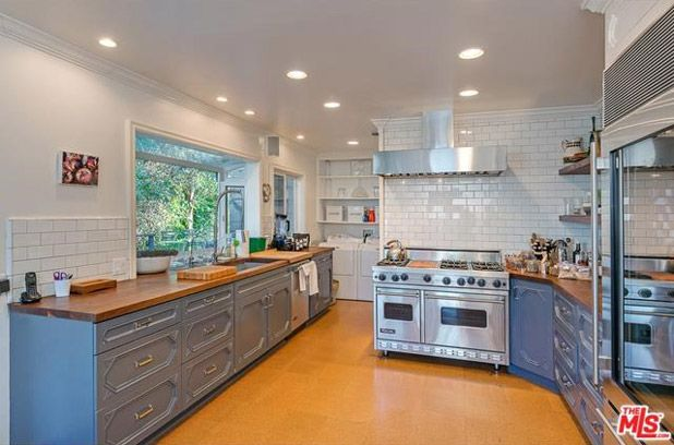 Jake Gyllenhaal Hollywood Hills House - Jake Gyllenhaal House for Sale - ELLE DECOR