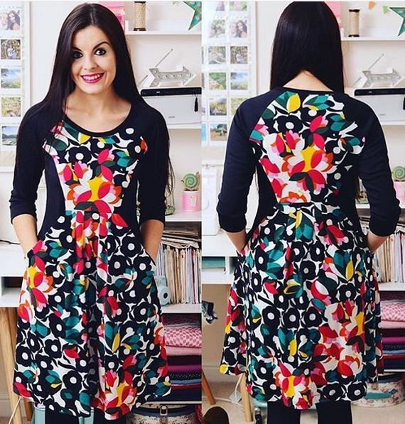Tilly Buttons Zadie dress