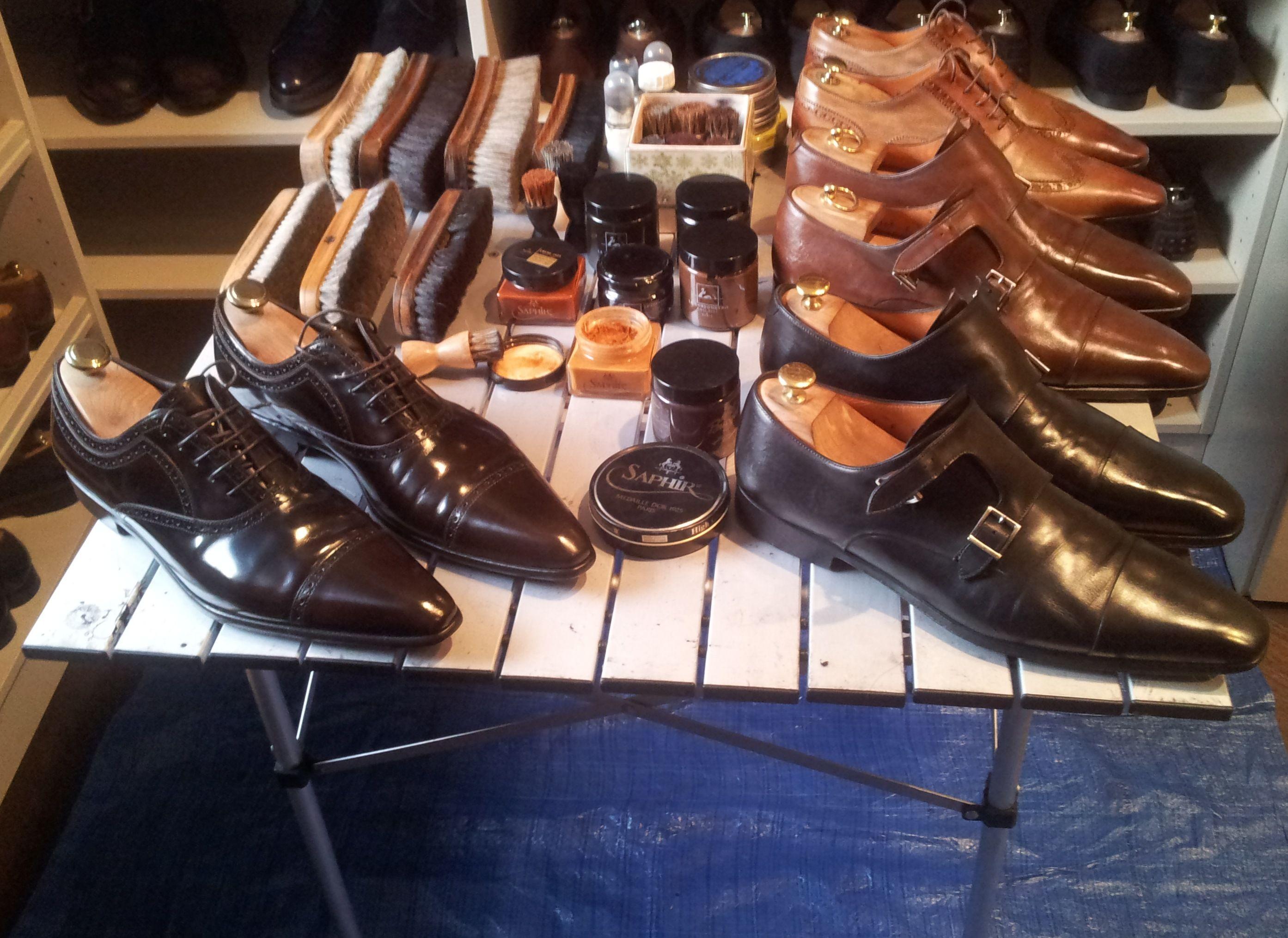 Schuhe reinigen berlin