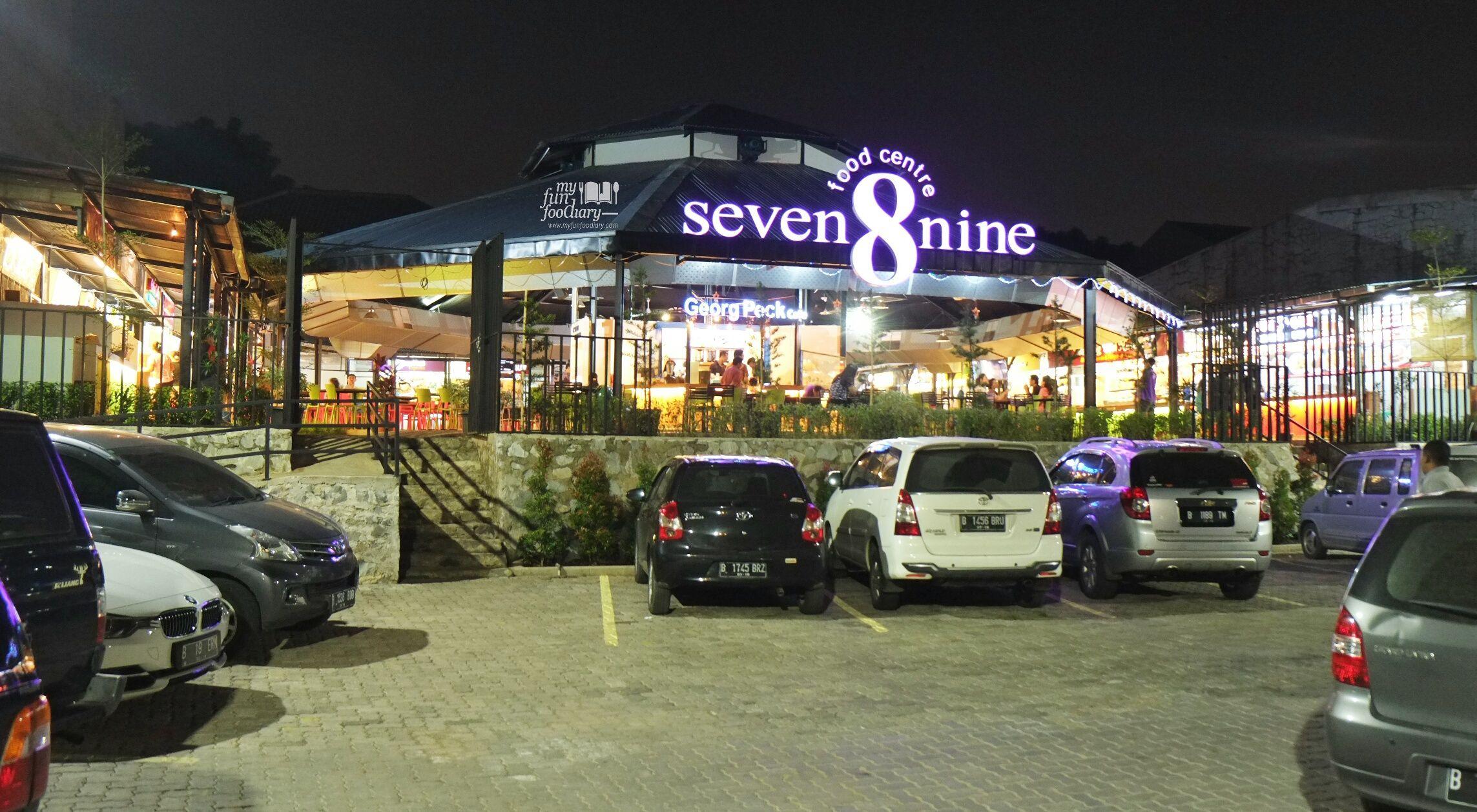 [NEW SPOT] Seven 8 Nine (789) Food Centre di Kedoya