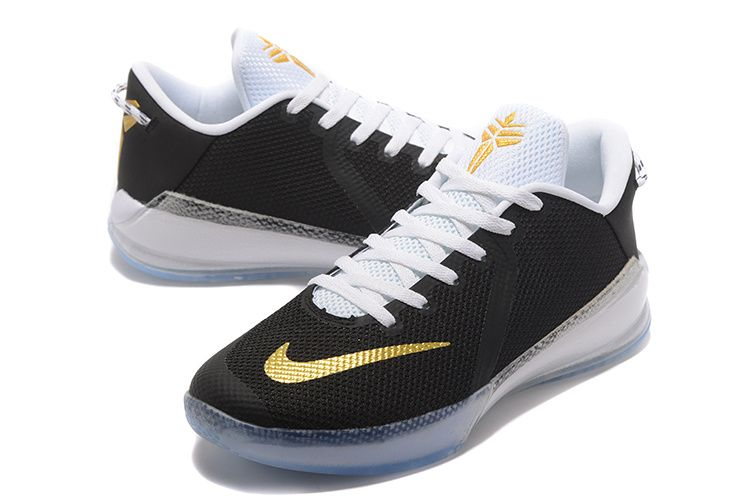 quality design 01884 20757 Fashion 2018 Latest Kobe Zoom Kobe Venomenon 6 VI Black Mamba Gold White