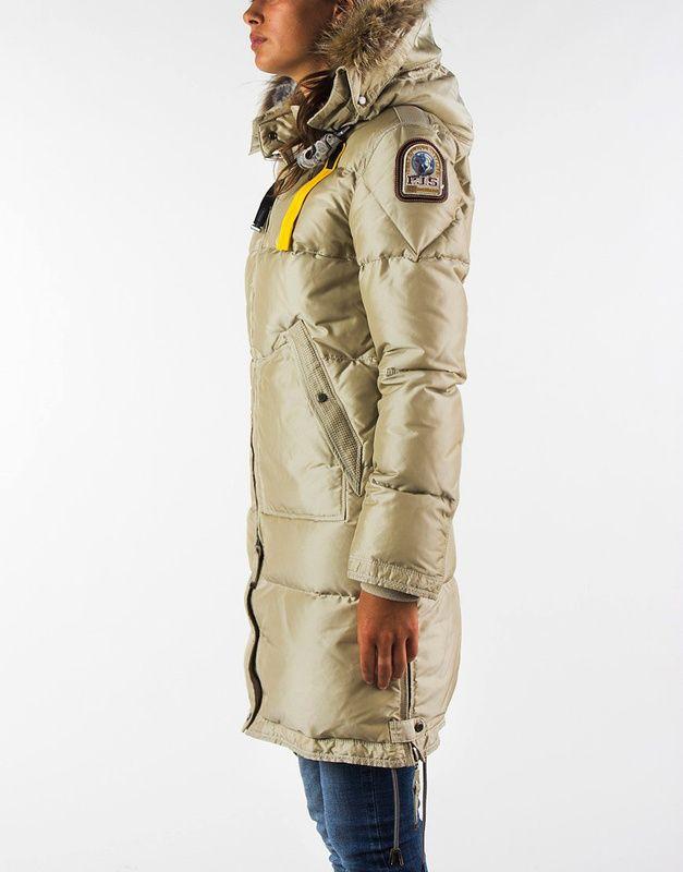 Parajumpers Long Bear Jacke beige