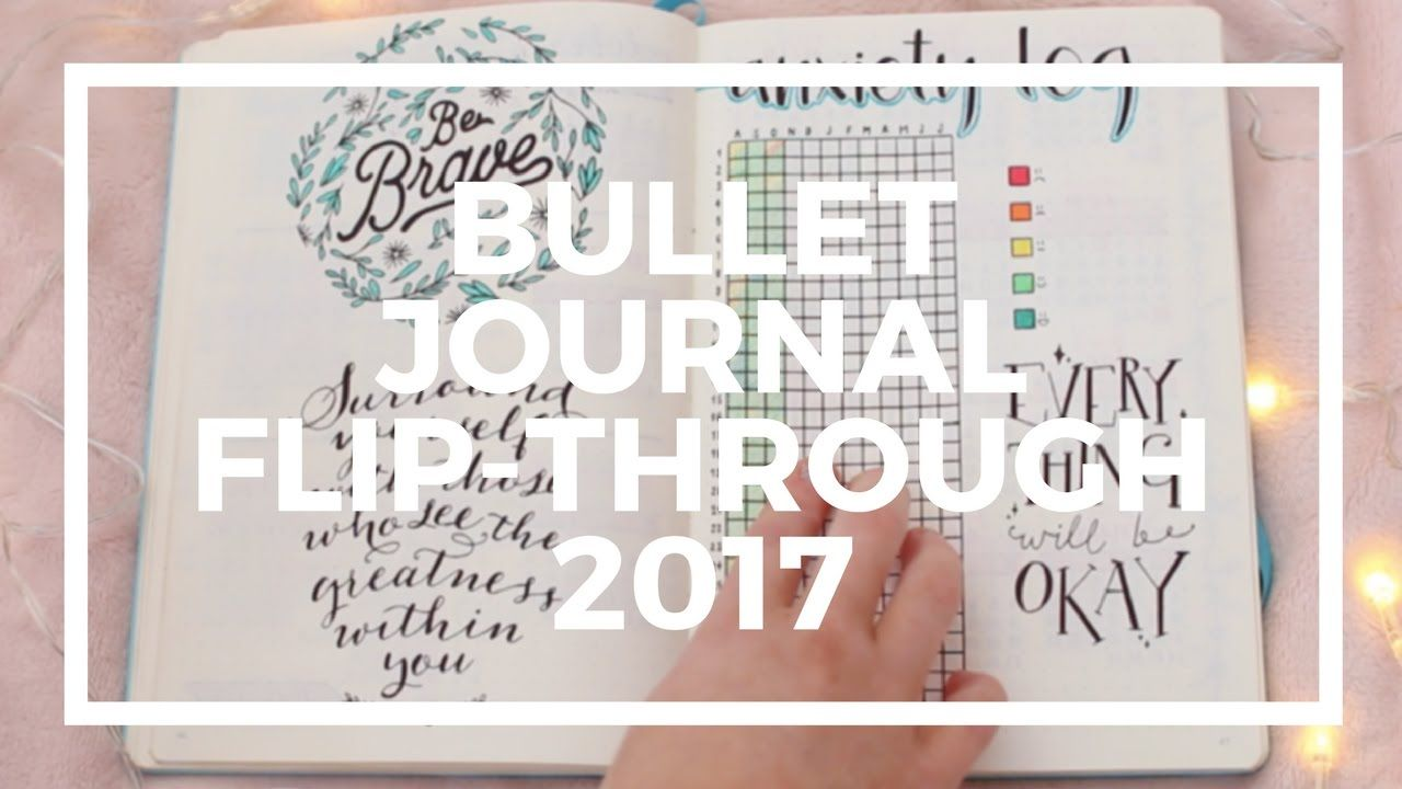 18. BULLET JOURNAL FLIP-THROUGH 2017   bujo   Pinterest ...