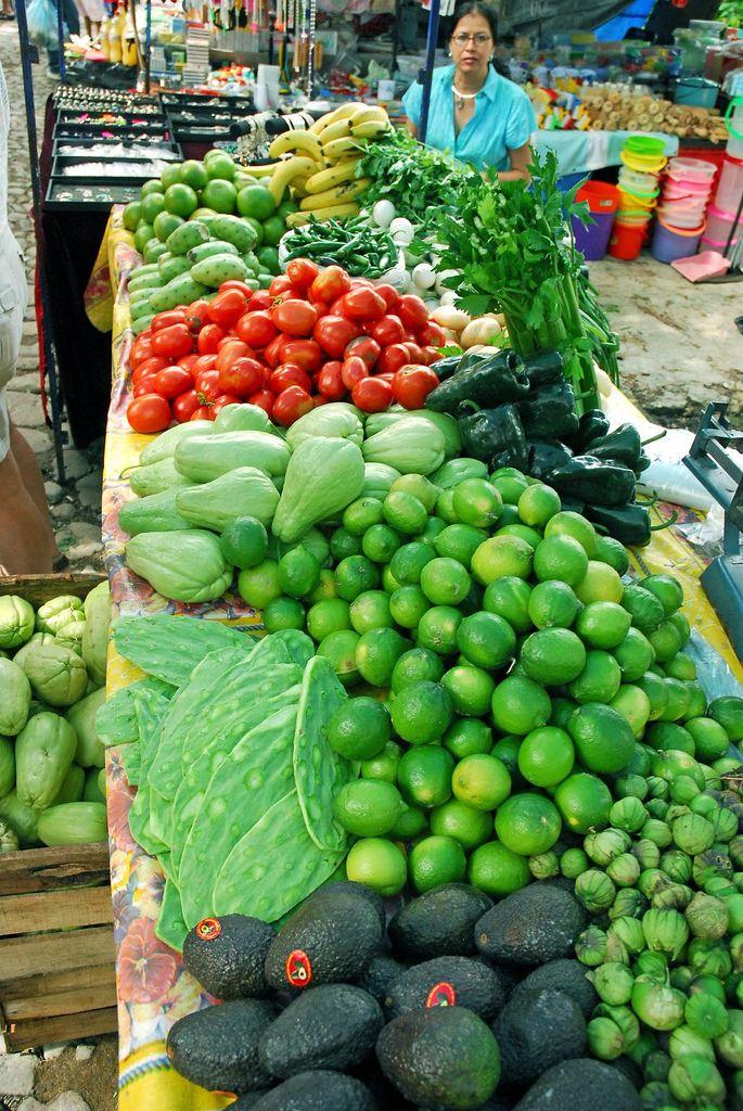 Ajijic Wednesday Tianguis Mexico Lindo Cosas De Mexico Comida