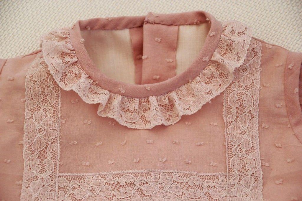 4e8848f71 DIY Costura  8 prendas de ropa y vestidos para niñas y bebés (patrones  gratis incluidos)