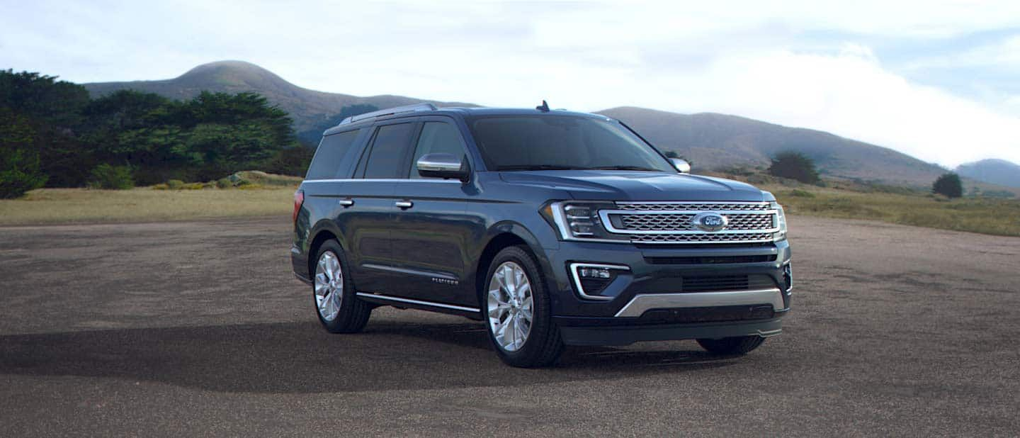 2019 Ford® Expedition SUV 3rd Row Seating for 8