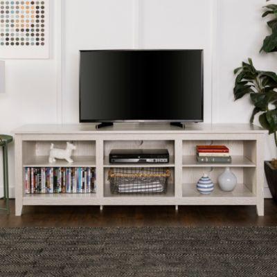 Surprising 70 Wood Media Tv Stand Storage Console White Wash In 2019 Evergreenethics Interior Chair Design Evergreenethicsorg