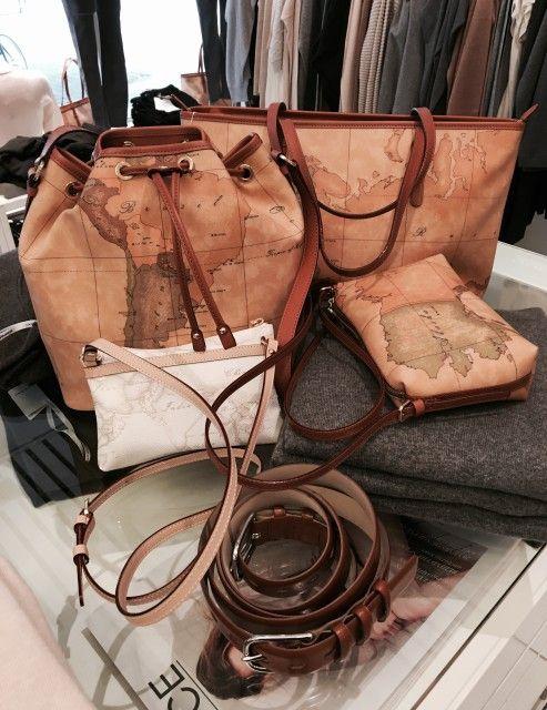 Italialainen klassikkobrändi Prima Classe on uusin lisäyksemme laukkuihin…