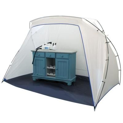 Wagner Spray Tent White Tent Spray Paint Furniture Garage