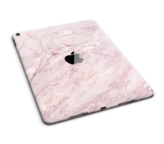 Pink Slate Marble Surface V7 Full Body Skin Decal for the | Etsy