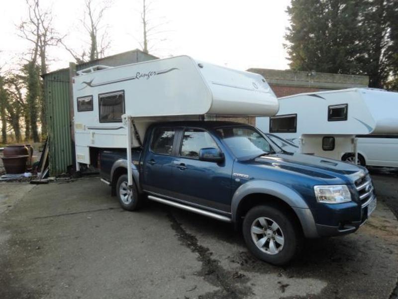 Uk Ford And Ranger Camper 17 995image Campers For Sale Camper