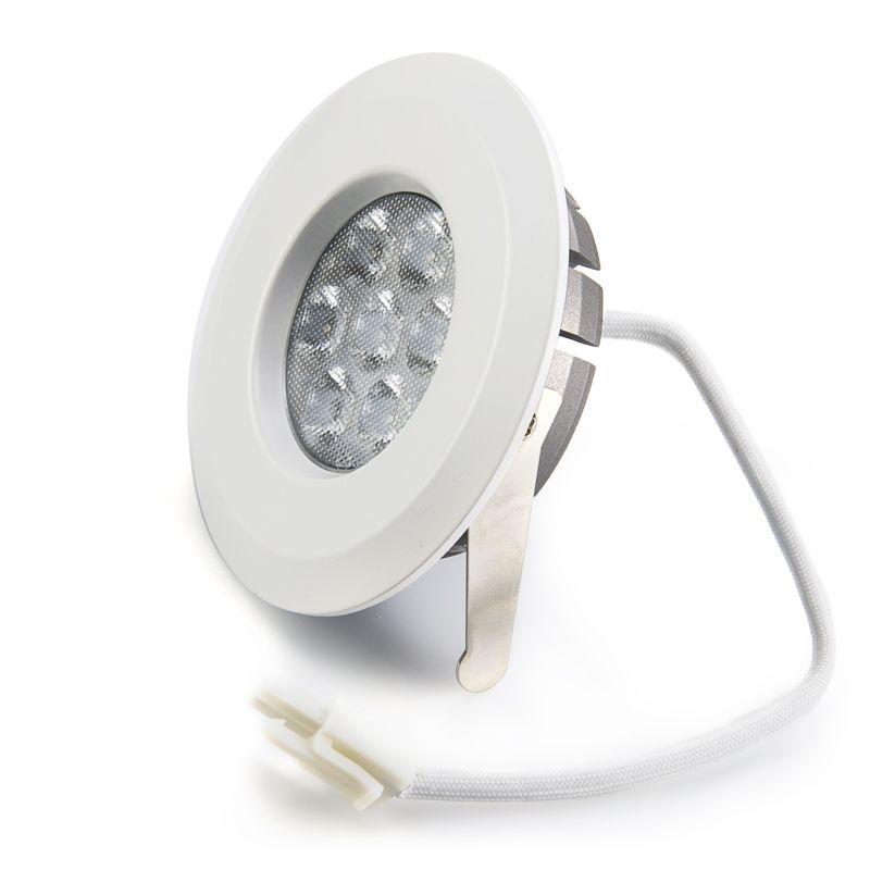 Rlfn X7w 7 Watt Led Recessed Light Fixture Cree Xpe