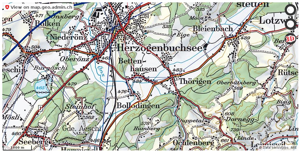 Bettenhausen BE Verkehr Stau Staumeldungen http://ift.tt/2eyac4h #geodaten #swiss