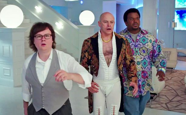 Present becomes the past in 'Hot Tub Time Machine 2 ...