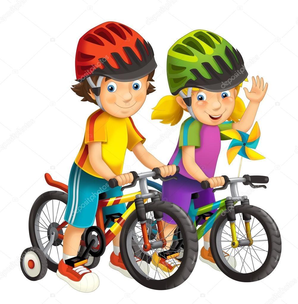 Resultado De Imagen Para Ilustraciones De Ninos Andando En Bicicleta Bicicletas Ninos Arte Bicicleta Ilustraciones