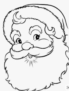 Moldes De Papa Noel Para Imprimir Santa Claus Free Template Vivir Saname Molde De Papa Noel Hojas De Navidad Para Colorear Paginas Para Colorear De Navidad