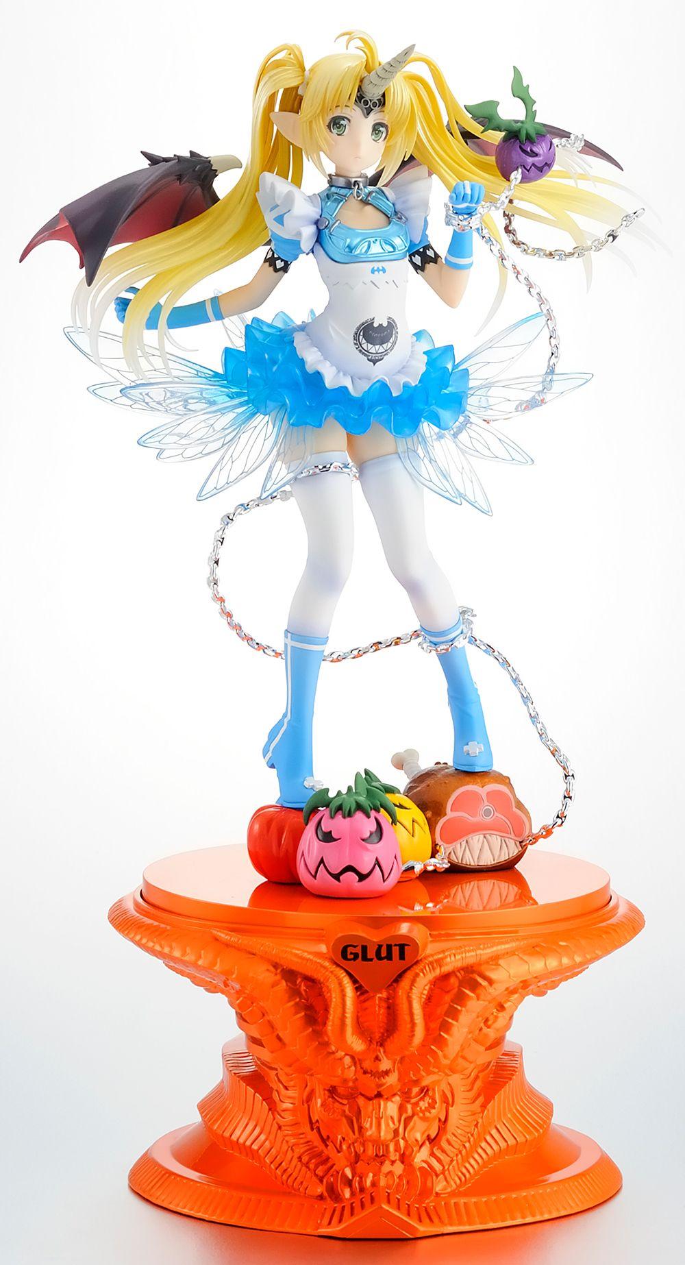 Hobby Japan FIGURE JAPAN 7Sins Beelzebub Blue Dress