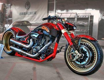 Hashtag #ceskytrucker on Instagram | Red motorcycle ...