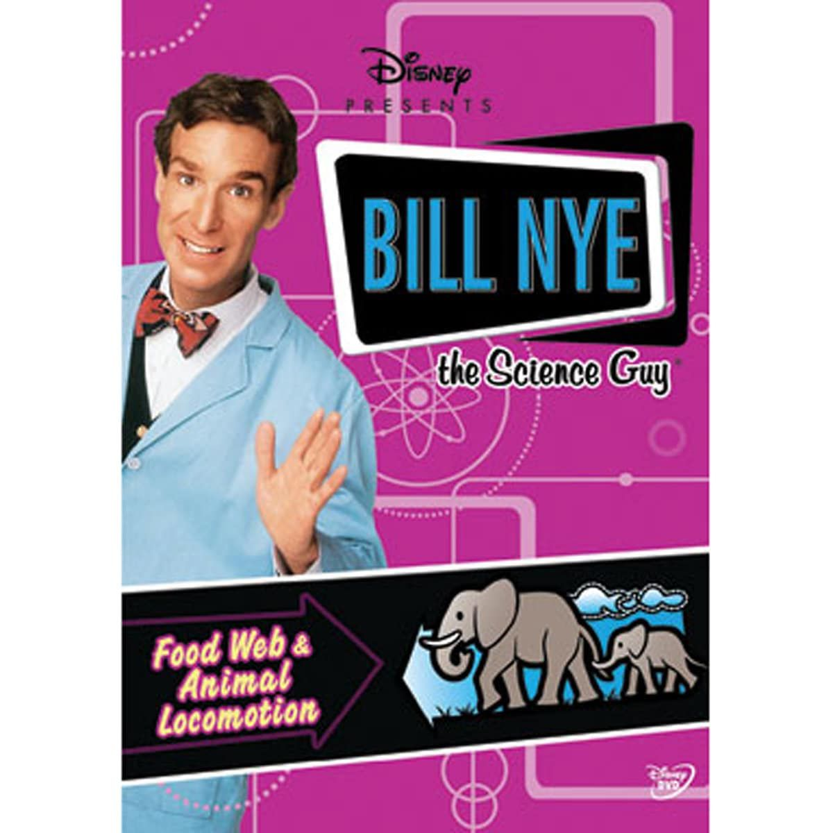 Bill Nye The Science Guy Food Web Amp Animal Locomotion Dvd