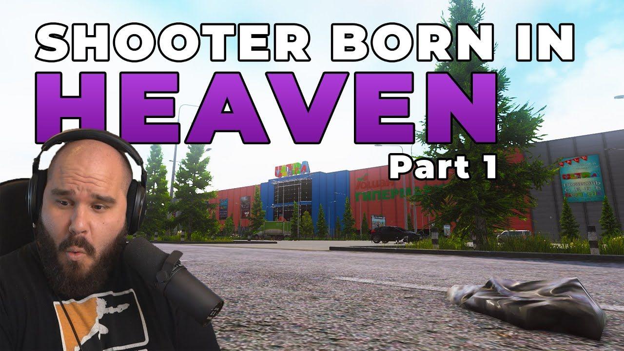 INTERCHANGE SHOOTER BORN IN HEAVEN PT. 1 ESCAPE FROM