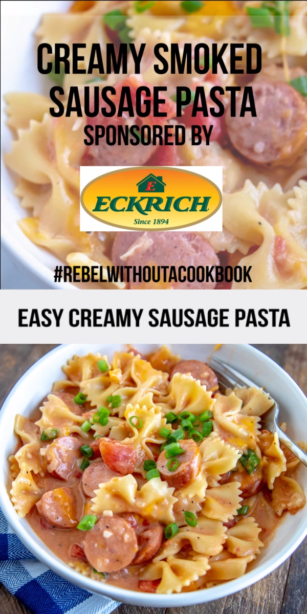 Creamy Sausage Pasta images